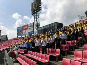 速報 本校野球部秋季県大会第3位、東北大会出場へ!